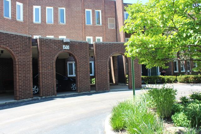 1500 Sandstone Drive #104, Wheeling, IL 60090 (MLS #10274049) :: Helen Oliveri Real Estate