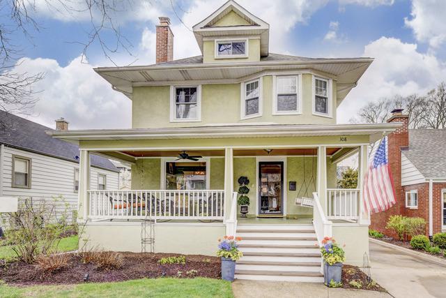 308 S Catherine Avenue, La Grange, IL 60525 (MLS #10274086) :: The Wexler Group at Keller Williams Preferred Realty