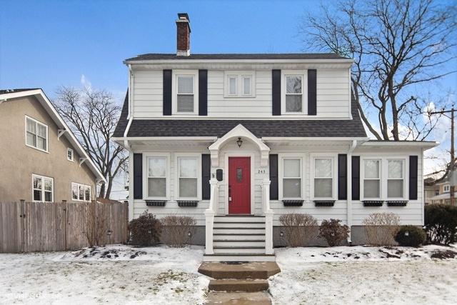 243 S 9th Avenue, La Grange, IL 60525 (MLS #10274135) :: The Wexler Group at Keller Williams Preferred Realty