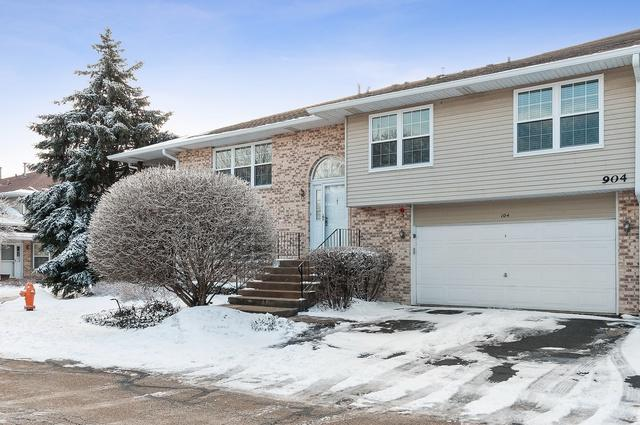 904 Elderberry Circle #104, Naperville, IL 60563 (MLS #10274139) :: The Wexler Group at Keller Williams Preferred Realty