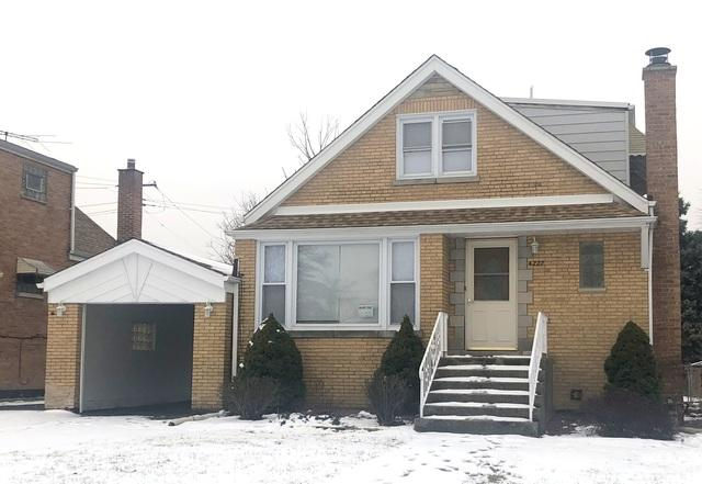 4227 W 108TH Place, Oak Lawn, IL 60453 (MLS #10274189) :: The Wexler Group at Keller Williams Preferred Realty