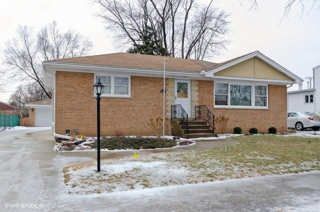 9124 Oak Park Avenue, Morton Grove, IL 60053 (MLS #10274194) :: The Mattz Mega Group