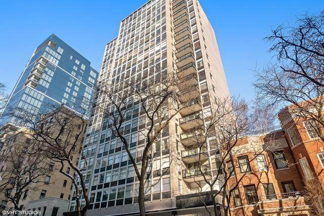 30 E Elm Street 16F, Chicago, IL 60611 (MLS #10274228) :: Baz Realty Network | Keller Williams Preferred Realty