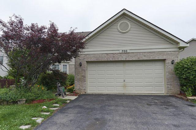 700 Blackhawk Lane, Bolingbrook, IL 60440 (MLS #10274234) :: Baz Realty Network | Keller Williams Preferred Realty
