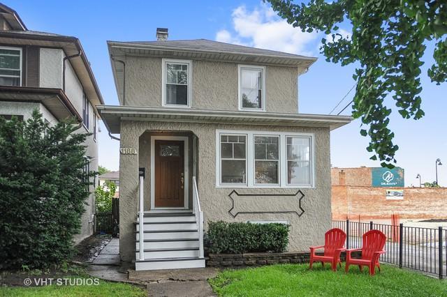 1188 Home Avenue, Oak Park, IL 60304 (MLS #10274243) :: The Dena Furlow Team - Keller Williams Realty