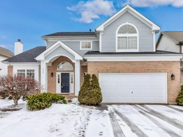 525 N Smith Street, Palatine, IL 60067 (MLS #10274261) :: The Jacobs Group