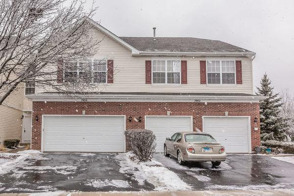 1904 Crestview Circle, Romeoville, IL 60446 (MLS #10274270) :: The Wexler Group at Keller Williams Preferred Realty