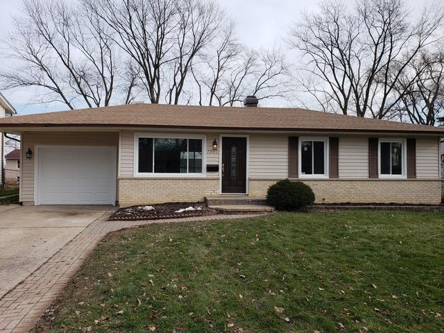 7331 Thornwood Street, Hanover Park, IL 60133 (MLS #10274318) :: Baz Realty Network | Keller Williams Preferred Realty