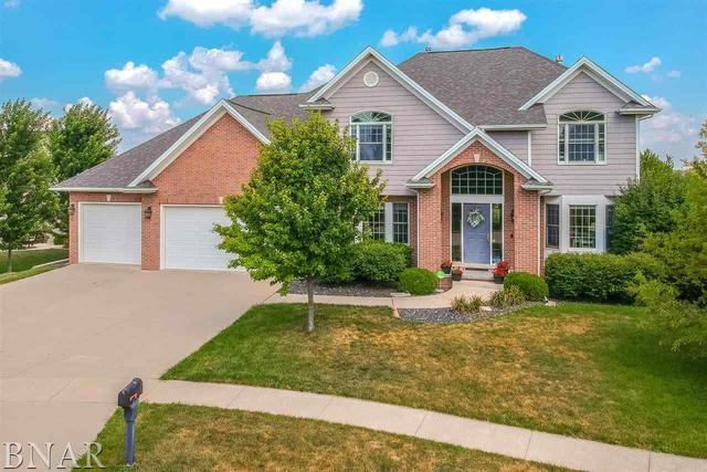 1712 Wintergreen Parkway, Normal, IL 61761 (MLS #10274344) :: Leigh Marcus | @properties