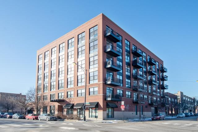 1260 W Washington Boulevard #402, Chicago, IL 60607 (MLS #10274352) :: The Perotti Group | Compass Real Estate