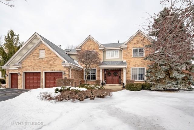 615 Fairfield Drive, Barrington, IL 60010 (MLS #10274368) :: The Jacobs Group