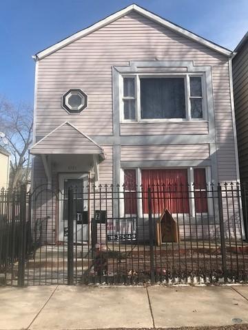 4723 S Loomis Boulevard, Chicago, IL 60609 (MLS #10274375) :: The Dena Furlow Team - Keller Williams Realty