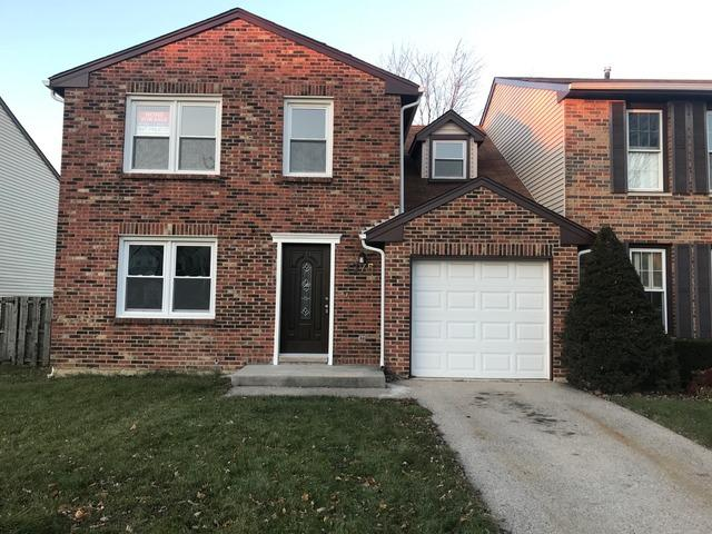 1375 Georgetown Drive, Carol Stream, IL 60188 (MLS #10274382) :: The Jacobs Group