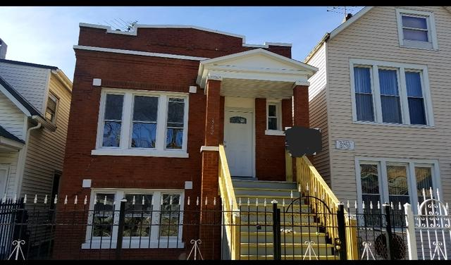 2852 S Keeler Avenue, Chicago, IL 60623 (MLS #10274392) :: The Dena Furlow Team - Keller Williams Realty
