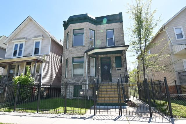 539 W 61st Place, Chicago, IL 60621 (MLS #10274416) :: The Dena Furlow Team - Keller Williams Realty