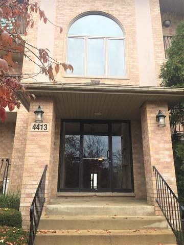 4413 Pershing Avenue #203, Downers Grove, IL 60515 (MLS #10274422) :: The Dena Furlow Team - Keller Williams Realty