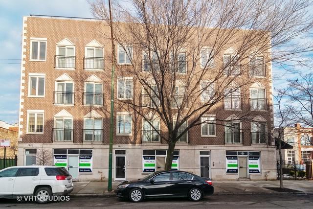 1521 N Ashland Avenue #3, Chicago, IL 60622 (MLS #10274448) :: The Dena Furlow Team - Keller Williams Realty