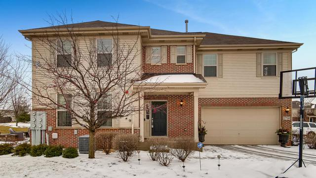 2750 Blakely Lane #2750, Naperville, IL 60540 (MLS #10274471) :: The Dena Furlow Team - Keller Williams Realty