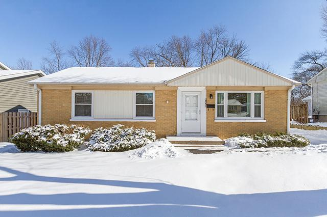 331 Ridge Avenue, Crystal Lake, IL 60014 (MLS #10274498) :: The Jacobs Group