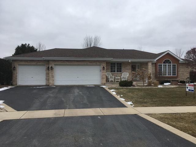22088 Heritage Drive, Frankfort, IL 60423 (MLS #10274502) :: The Mattz Mega Group