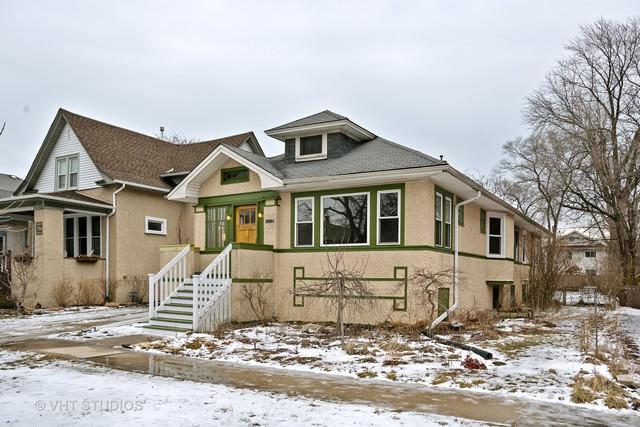 638 N Taylor Avenue, Oak Park, IL 60302 (MLS #10274540) :: The Dena Furlow Team - Keller Williams Realty
