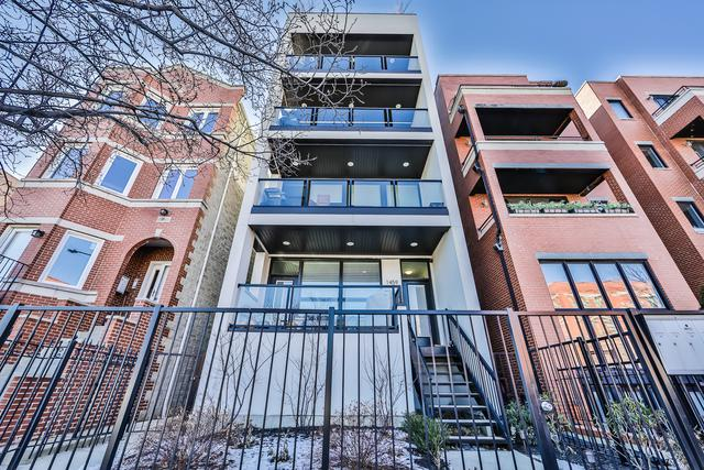 1459 W Grand Avenue #4, Chicago, IL 60642 (MLS #10274555) :: Ryan Dallas Real Estate