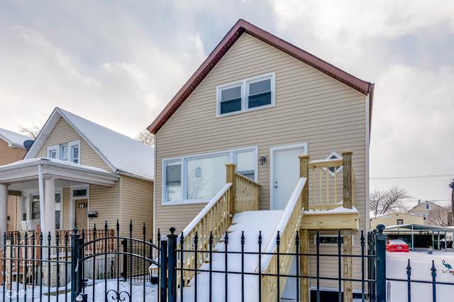 4630 S Washtenaw Avenue, Chicago, IL 60632 (MLS #10274572) :: The Dena Furlow Team - Keller Williams Realty