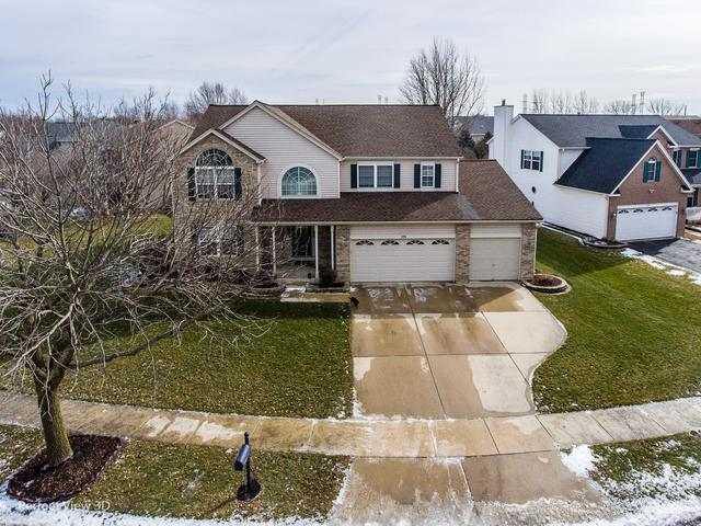 151 Spring Hill Court, Romeoville, IL 60446 (MLS #10274622) :: Baz Realty Network   Keller Williams Preferred Realty