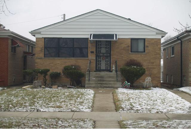 8834 S Prairie Avenue, Chicago, IL 60619 (MLS #10274645) :: The Mattz Mega Group