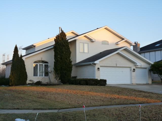 14127 Rado Drive E, Homer Glen, IL 60491 (MLS #10274665) :: The Mattz Mega Group