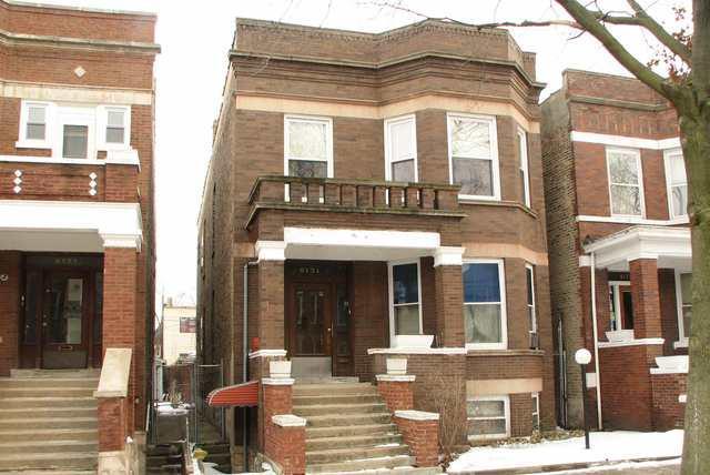 6131 S Champlain Avenue, Chicago, IL 60637 (MLS #10274684) :: The Dena Furlow Team - Keller Williams Realty