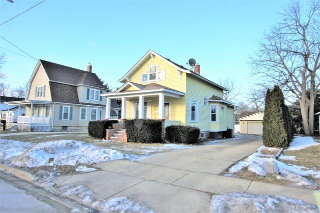309 S Main Street, Sandwich, IL 60548 (MLS #10274717) :: The Dena Furlow Team - Keller Williams Realty