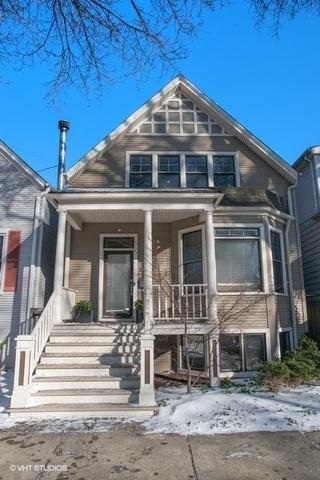 3743 N Hermitage Avenue, Chicago, IL 60613 (MLS #10274737) :: The Perotti Group | Compass Real Estate