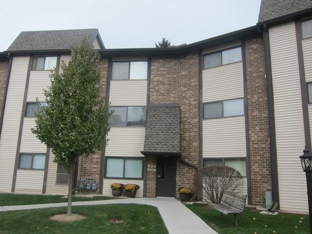 550 Vine Avenue #303, Highland Park, IL 60035 (MLS #10274775) :: Baz Realty Network | Keller Williams Preferred Realty