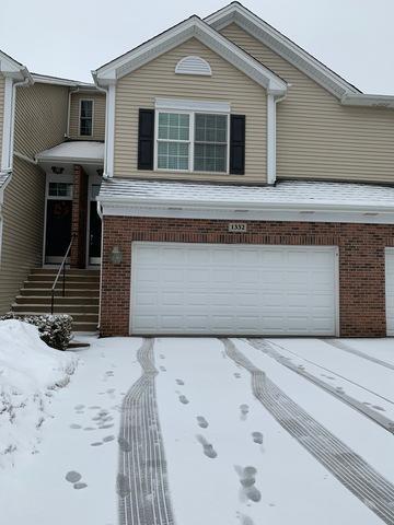 1332 N Winslowe Drive, Palatine, IL 60074 (MLS #10274788) :: The Jacobs Group