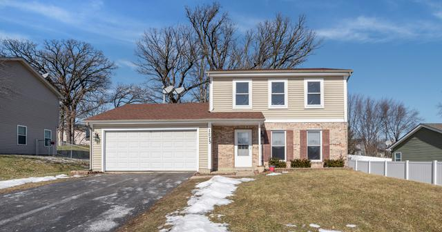 1275 Dogwood Lane, Carol Stream, IL 60188 (MLS #10274801) :: The Jacobs Group