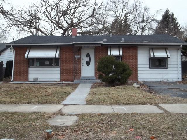 15520 Dorchester Avenue, Dolton, IL 60419 (MLS #10274851) :: The Mattz Mega Group