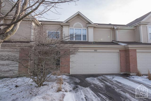 502 Lancaster Drive, Pingree Grove, IL 60140 (MLS #10274864) :: Baz Realty Network | Keller Williams Preferred Realty