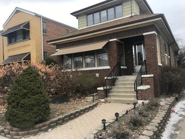 6314 S Komensky Avenue S, Chicago, IL 60629 (MLS #10274912) :: Baz Realty Network | Keller Williams Preferred Realty