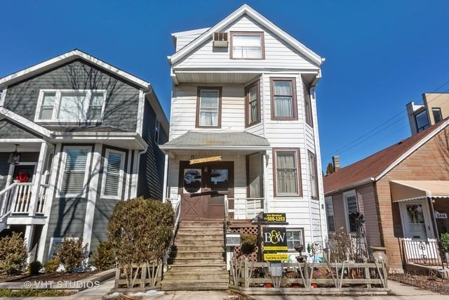 2416 W Hutchinson Street, Chicago, IL 60618 (MLS #10274919) :: Baz Realty Network | Keller Williams Preferred Realty