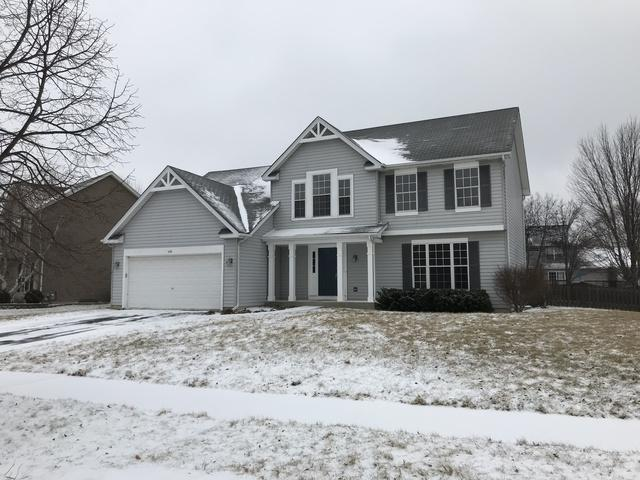688 Churchill Lane, Oswego, IL 60543 (MLS #10275023) :: John Lyons Real Estate