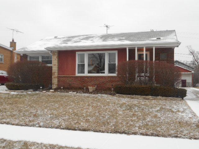 265 Spruce Lane, Chicago Heights, IL 60411 (MLS #10275063) :: Baz Realty Network | Keller Williams Preferred Realty