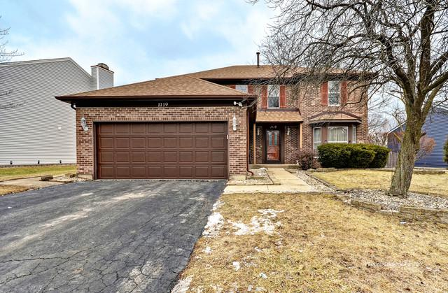 1119 Ashford Lane, Westmont, IL 60559 (MLS #10275177) :: The Mattz Mega Group