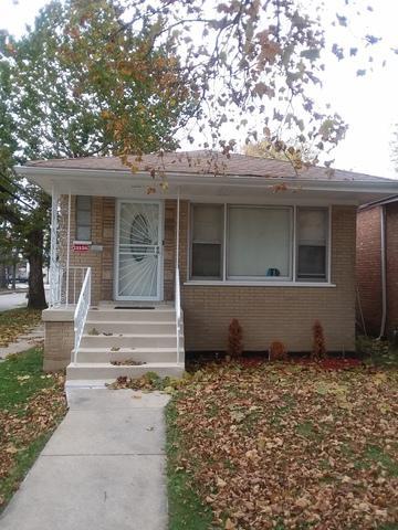 12156 S Emerald Avenue, Chicago, IL 60628 (MLS #10275178) :: The Mattz Mega Group