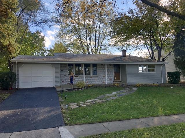 12 W Beechwood Court, Buffalo Grove, IL 60089 (MLS #10275279) :: Baz Realty Network | Keller Williams Preferred Realty