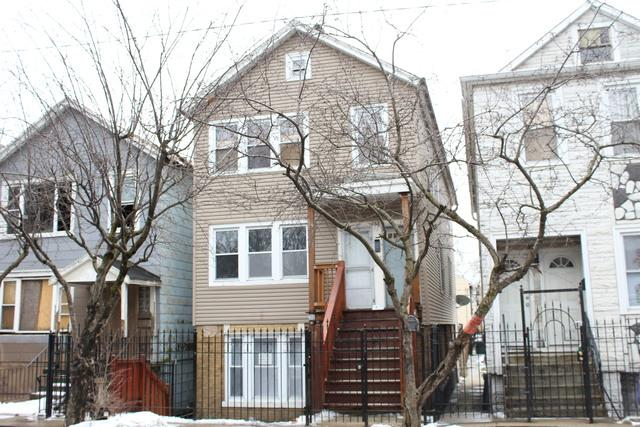 2633 W 23rd Place, Chicago, IL 60608 (MLS #10275293) :: The Mattz Mega Group