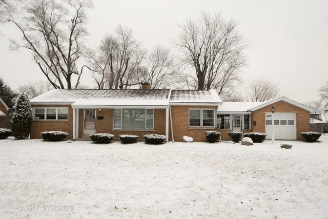 907 N Memorial Drive, Chicago Heights, IL 60411 (MLS #10275336) :: Baz Realty Network | Keller Williams Preferred Realty