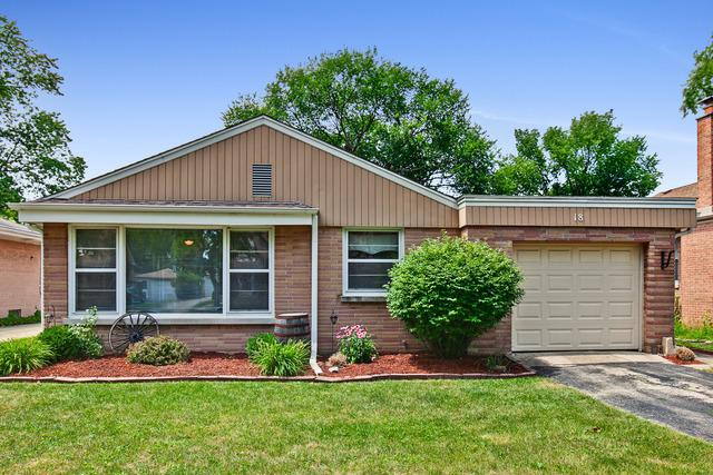18 N Emerson Street, Mount Prospect, IL 60056 (MLS #10275338) :: Helen Oliveri Real Estate