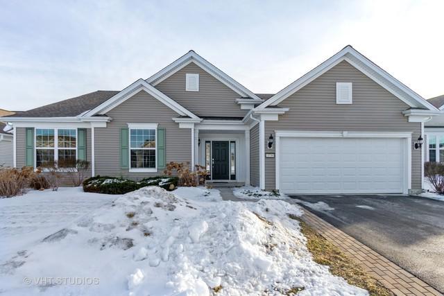 3739 Canton Circle, Mundelein, IL 60060 (MLS #10275345) :: Helen Oliveri Real Estate
