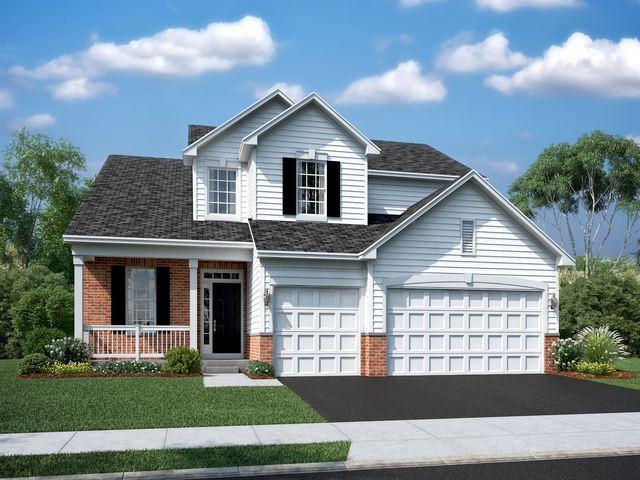 1760 Newberry Lane, Hoffman Estates, IL 60192 (MLS #10275361) :: Baz Realty Network | Keller Williams Preferred Realty